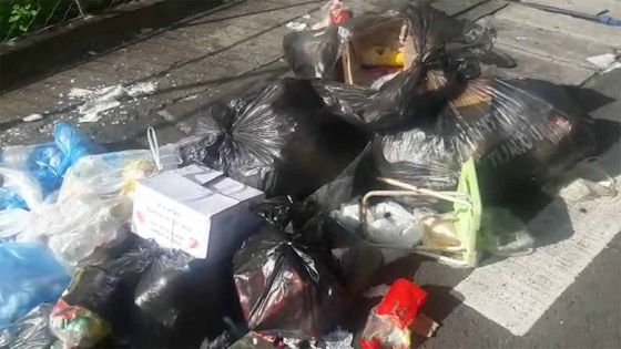 Déchets sur les trottoirs : l'incivisme a la vie dure sous le confinement
