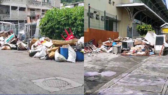 Au grand dam des autorités : certains en profitent pour jeter leurs « bulky wastes »