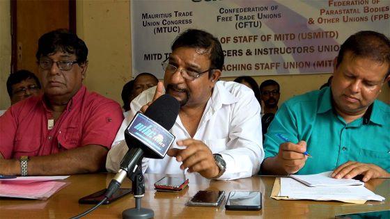Le MITD placé sous l'égide de trois ministères : «Les employés sont dans le flou», souligne Deepak Benydin