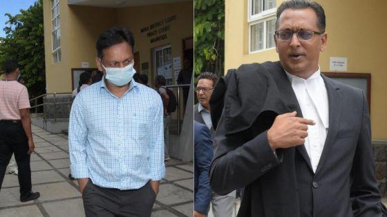 Achats controversés d'équipements médicaux : Deepak Bonomally effleureles avances de la STC