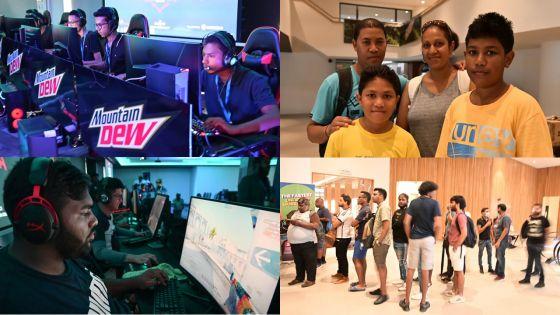 [En images] Défi Mega Cup : l'événement à ne pas rater au Caudan Arts Centre ce week-end