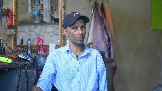 [Human Story] Amputé du bras droit, Mahen un coiffeur pas comme les autres
