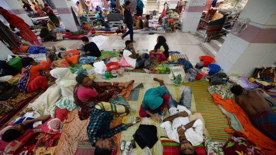 Le Bangladesh connaît sa pire épidémie de dengue, au moins 40 morts