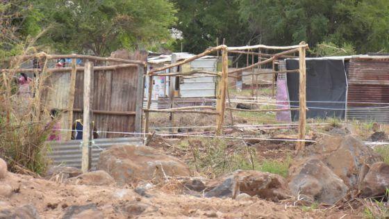 Pointe-aux-Sables : l'avocat des squatters demande au Président d'empêcher leur expulsion