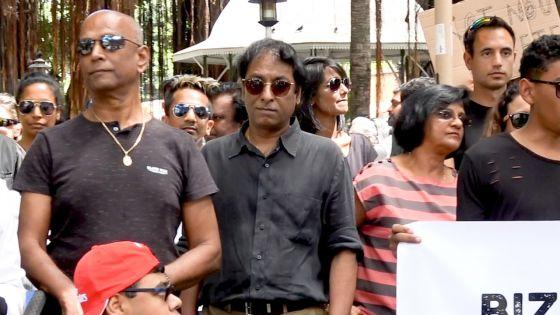 Marche pacifique contre les «irrégularités» entourant les  législatives : Dev Sunassee déplore l'absence des membres de l'opposition