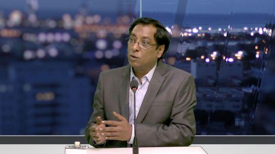 Législatives 2019 : la parole à Dev Sunassee, secrétaire général de 100 % Citoyens