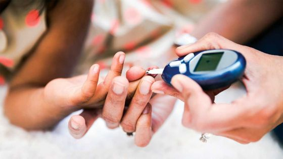 Principale cause de décès : le diabète chez la femme, les maladies cardiovasculaires chez l'homme