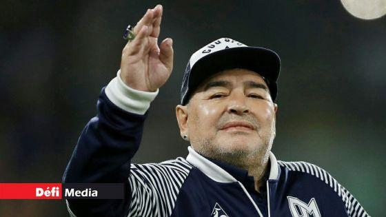 Maradona «abandonné à son sort» : la justice argentine reçoit le rapport d'experts