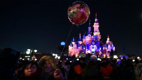 Epidémie : Disneyland à Shanghai restera fermé jusqu'à nouvel ordre