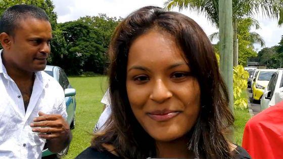 Pallavee Ponisamy, lauréate au DMC, « line relev nou la fami… » dit son père