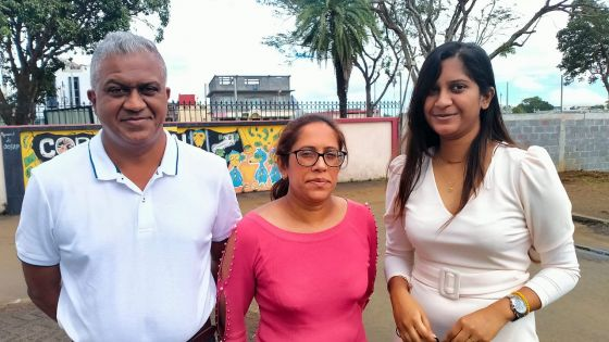 Dr Maurice Curé Secondary State College : Kenishta Babajee, une lauréate issue d'une famille modeste