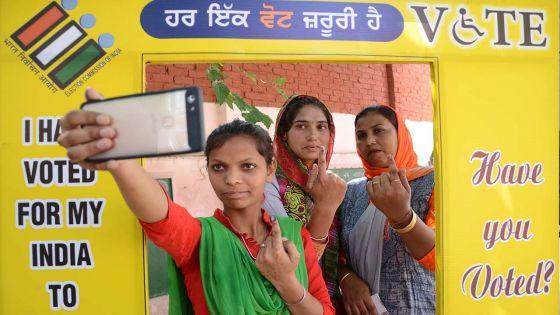 Elections en Inde: clôture du scrutin après six semaines de vote marathon