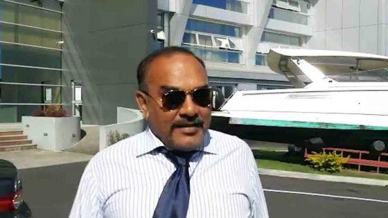 Octroi de passeport à Brasse : «Je n'ai reçu aucune instruction du CP», affirme l'ancien ACP Domah