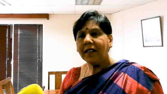 Violences des collégiens : « Certains cas sont choquants » pour Leela Devi Dookun-Luchoomun