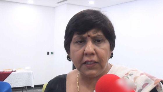 «Kistnen Papers» : «Je n'ai pas vu, je n'ai pas entendu un conseiller dire quoi que ce soit», affirme la ministre Dookun-Luchoomun