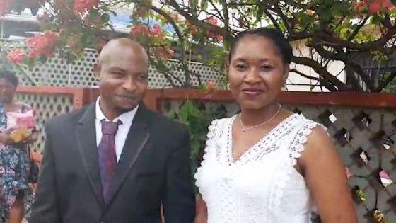 Baie-du-Tombeau : Sabrina et Doreck célèbrent leurs 18 ans de mariage en pleine fièvre électorale