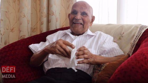 Décès du doyen de Maurice à 110 ans