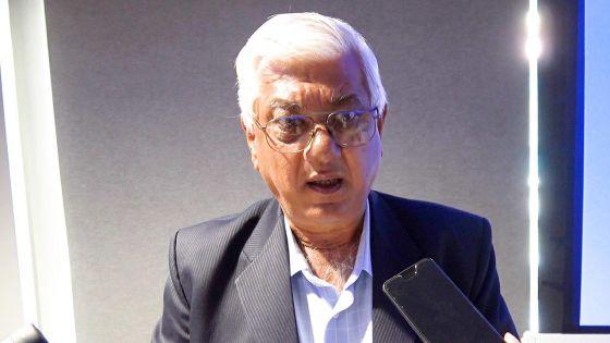 Le Dr Gujadhur : «Mo pa afilie mwa ar okenn parti politik»