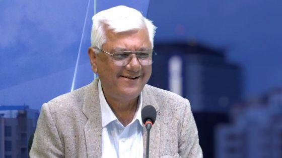 Covid-19 et réouverture de nos frontières : suivez l'interview du Dr Vasantrao Gujadhur