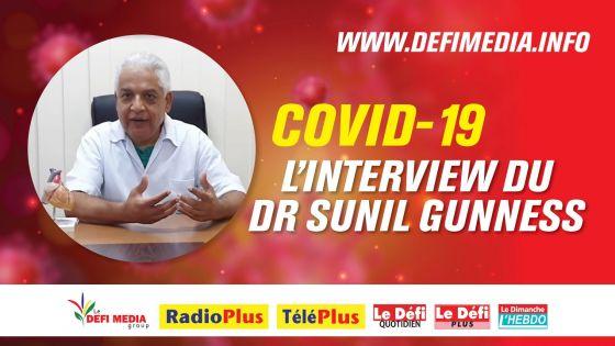 Dr Gunness sur le Covid-19 : «Utiliser le plasma des patients guéris pour traiter les nouveaux patients»