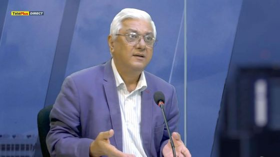 Dr Vasantrao Gujadhur :«Les autorités banalisentla situation»