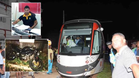 Accident mortel entre un tram et une moto : fin tragique pour Yannick à deux jours de son anniversaire