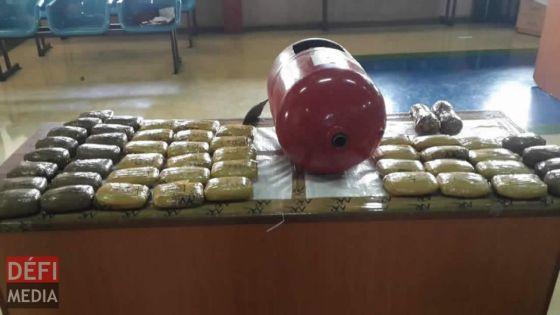 Mystère résolu autour des 16 kilos d'héroïne - Affaire Kistnah: pas de disparition de drogue
