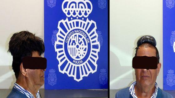 Espagne : il cachait de la cocaïne sous sa perruque