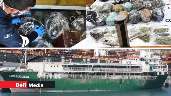 Saisie de 39 kg de drogue : un deuxième employé du Port dans le collimateur de l'Adsu