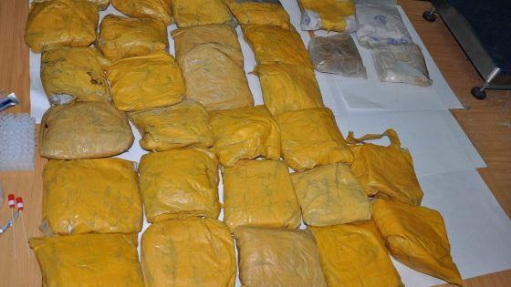 Saisie record de drogue : le constable Kevin Joumont arrêté par l'Adsu