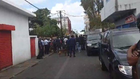 Sainte-Croix : des coups de feu tirés après une opération de l'ADSU
