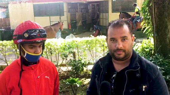 Hippisme - Dylan Migale : Je pense que Blackburn Roc deviendra un plus bon coursier cette année