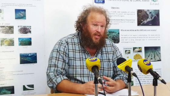 Wakashio : en direct de Blue-Bay, suivez la conférence de presse de l'ONG Eco-Sud
