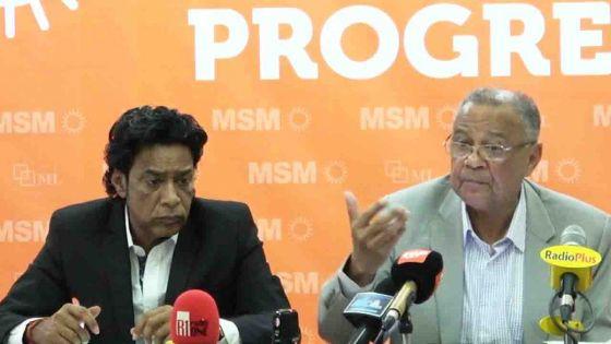 Eddy Boissezonsouhaite qu'il y ait un vote unanime en faveur de la loi sur le financement des partis politiques