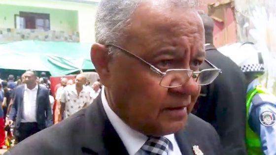 Policière tuée : «Se Moris ki an deiy», dit le vice-président Eddy Boissézon