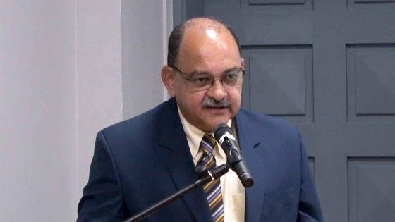 Le Chef juge Eddy Balancy assure la suppléance de la présidence de la République