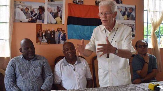 Le Groupe Refugiés Chagos souhaite aller se recueillir sur les tombes de leurs ancêtres