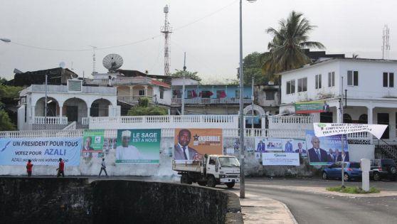 Présidentielle aux Comores : la Cour constitutionnelle valide les résultats du 1er tour