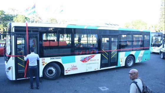 Feeder Buses / Metro Express : Rs 100 M d'aide financière allouées à la compagnie RHT