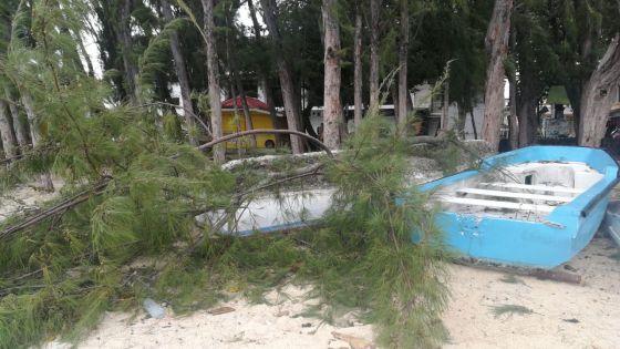 Malgré la levée de l'alerte cyclonique : congé forcé de trois à quatre jours supplémentaires pour les pêcheurs