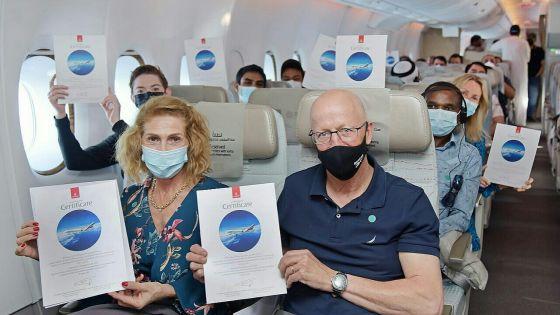Vaccination : Emirates se prépare à reprendre pleinement ses activités