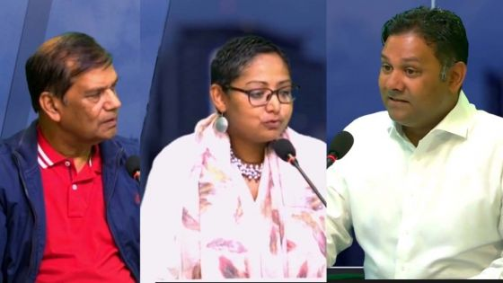 «Au cœur de la campagne» : dans les coulisses de la campagne des trois blocs politiques en lice