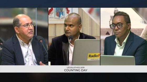 Législatives 2019 : le Counting Day, c'est à suivre en Live sur Radio Plus et les plateformes digitales du Défi Media Group