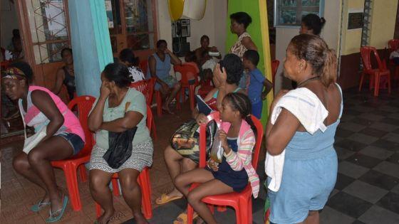 Intempéries : 330 sinistrés dont 200 enfants dans les centres de refuge
