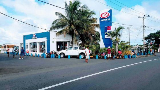 Couvre-feu sanitaire - Stations d'essence - Engen revoit ses heures d'opération