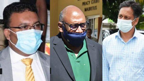 Enquête judiciaire sur la mort de Soopramanien Kistnen : Yogida Sawmynaden, Deepak Bonomally et Vinay Appanah ont refusé de donner leurs échantillons d'ADN