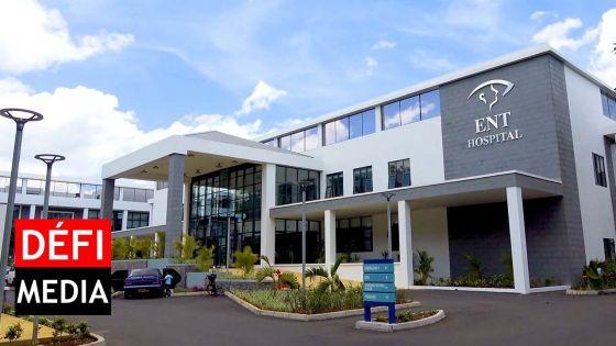 Covid-19 : L'hôpital ENT de Vacoas totalement dédié aux patients positifs