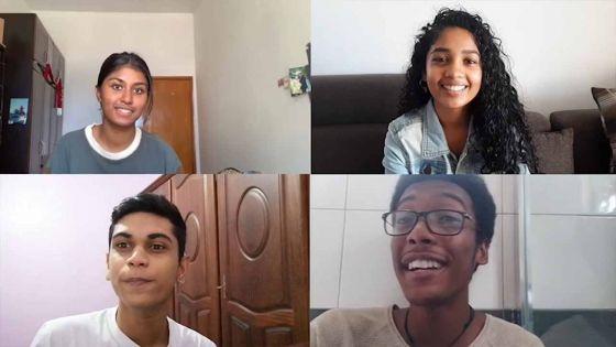 ResToLakaz : Les Head Boys et Head Girls de sept collèges font une vidéo