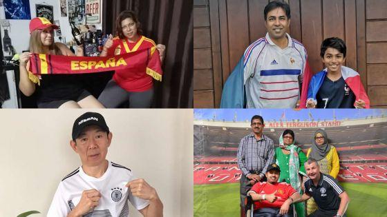 La frénésie de l'Euro 2020se vit en famille