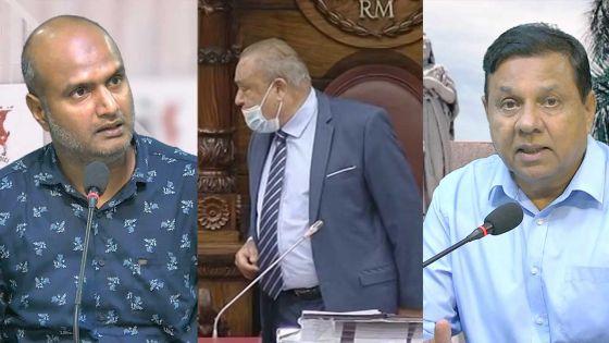 Y a-t-il eu un coup planifié pour éviter la question sur Angus Road au Parlement ?